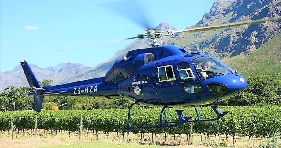 Airbus/Eurocopter AS 355F-2 купить бу