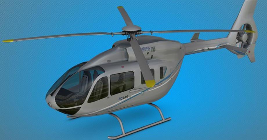 Airbus/Eurocopter EC 145 T2 купить бу
