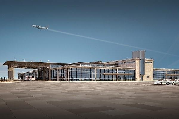 aviav2 - В аэропорту Анапы построен новый терминал бизнес-авиации