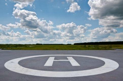 В Жуковском появилась вертолетная площадка для деловой авиации