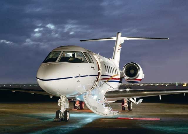 Самолеты деловой авиации производства Hawker Beechcraft
