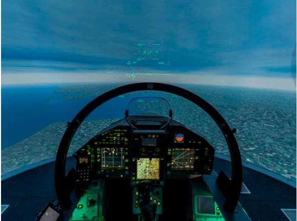 bae - Технологии из компьютерных игр приходят в кокпиты самолетов