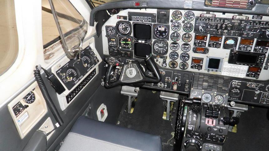 beechcraft 1900d 350273 652cf784c5608fa5 920X485 - Beechcraft 1900D