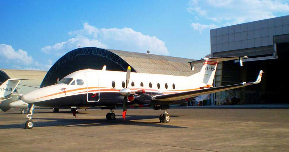 Beechcraft 1900D Executive купить бу