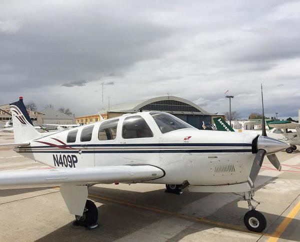 Beechcraft 36 Bonanza купить бу