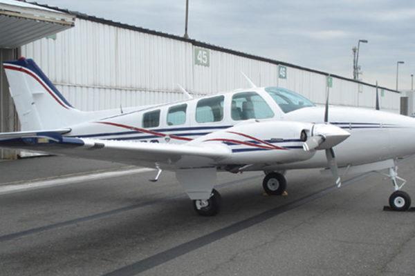 Beechcraft 58 Baron купить бу