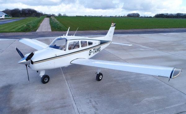 Beechcraft A23 Musketeer Super III купить бу