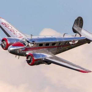 Beechcraft D-18S купить бу