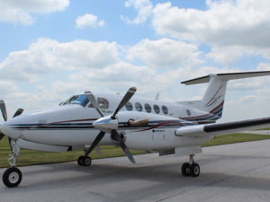 Beechcraft King Air 200XP купить бу