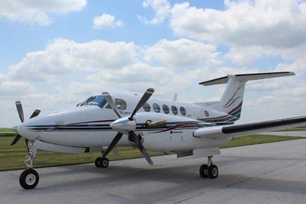 Beechcraft King Air 200XP купить бу