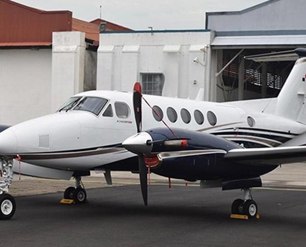 Beechcraft King Air 250 купить бу