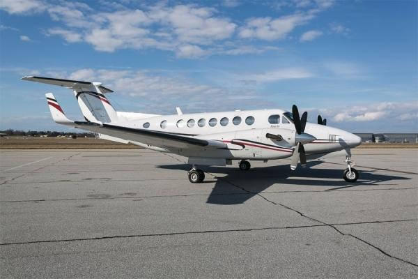 Beechcraft King Air 350 купить бу