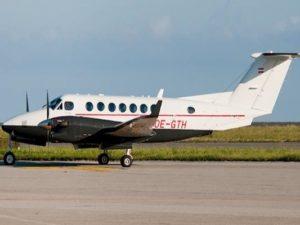 Beechcraft King Air 350i купить бу
