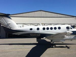Beechcraft King Air B200 купить бу