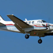 Beechcraft King Air C90A купить бу
