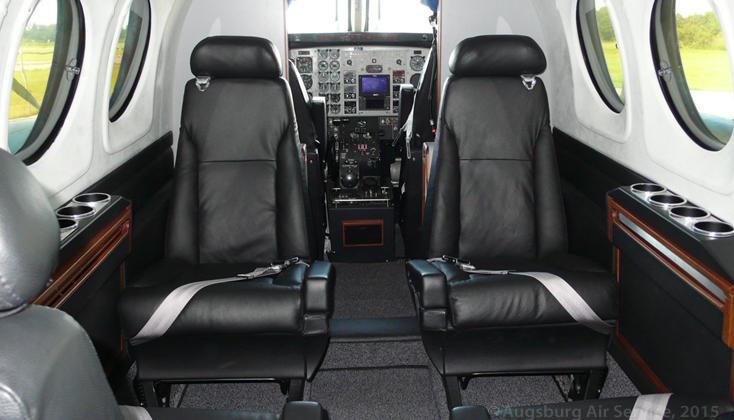 beechcraft king air c90b 290621 b6259ab8e988b8e83d4e915b27b4d6ef 920X485 - Beechcraft King Air C90B