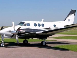 Beechcraft King Air C90GT купить бу