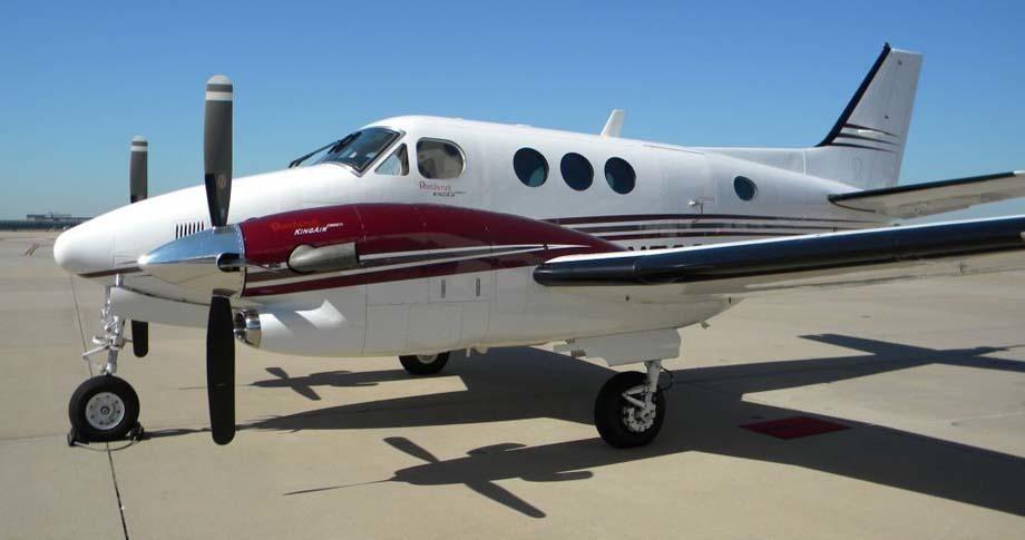 Beechcraft King Air C90GTi купить бу