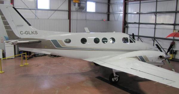 Beechcraft King Air E90 купить бу