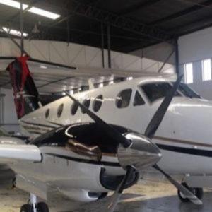 Beechcraft King Air F90 купить бу