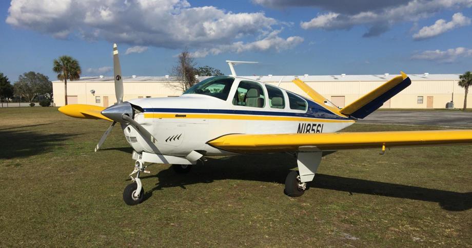 Beechcraft V35B Bonanza купить бу