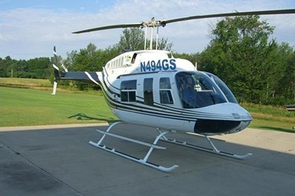 Bell 206L 1 купить бу