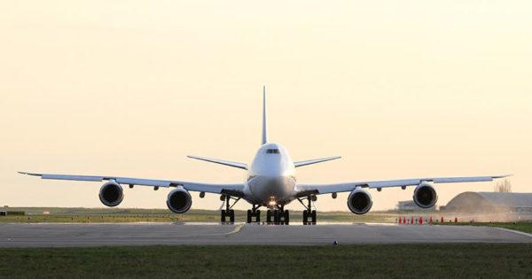 Boeing 747 -8 купить бу