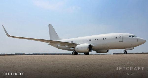 Boeing BBJ купить бу