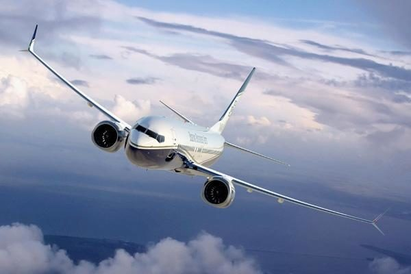 Boeing MAX 8 купить бу