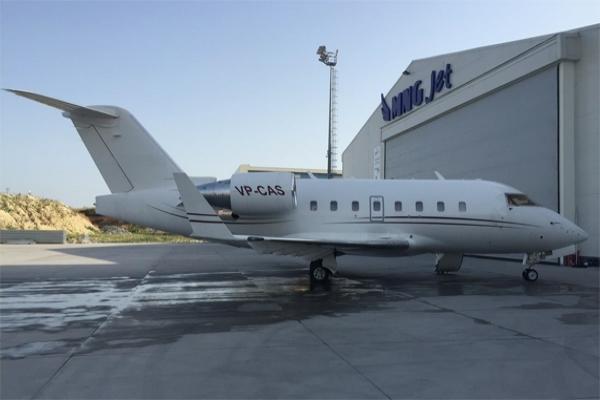 Bombardier Challenger 604 купить бу
