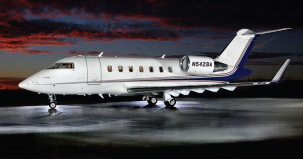 Bombardier Challenger 605 купить бу