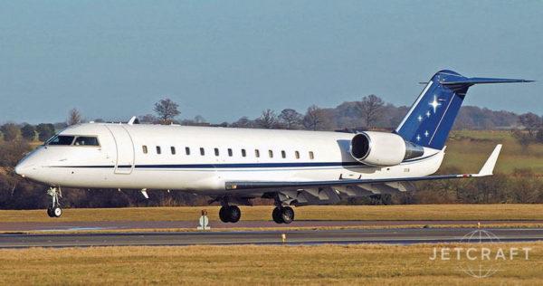 Bombardier Challenger 850 купить бу