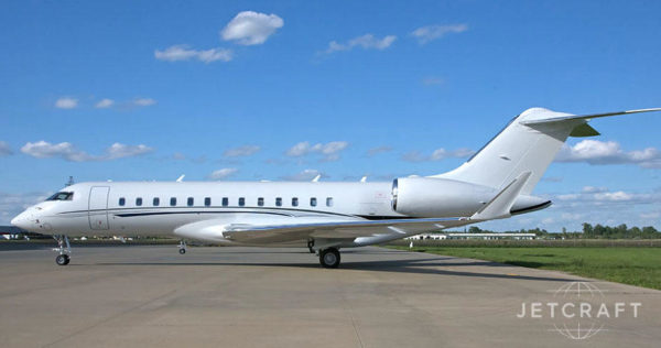 Bombardier Global 6000 купить бу