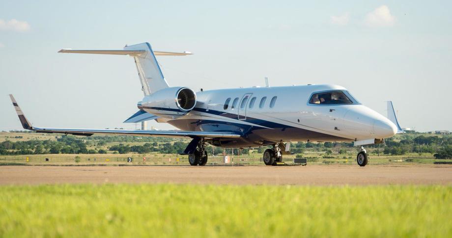 Bombardier Learjet 40XR купить бу