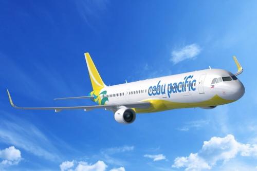 cebu - Cebu Pacific заказывает  A321ceo