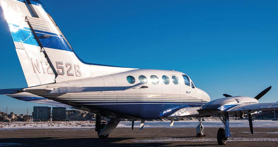 Cessna 414 RAM VI купить бу