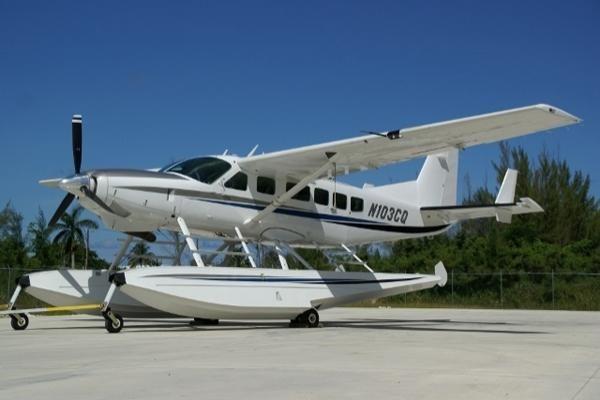 Cessna Caravan 208 купить бу