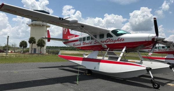 Cessna Caravan 208 Amphibious купить бу