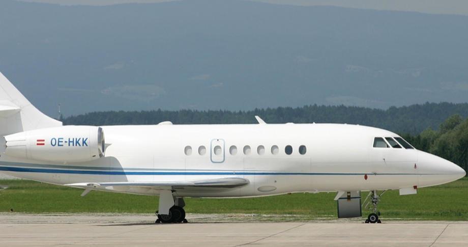 Dassault Falcon 2000EX купить бу