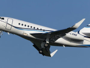 Dassault Falcon 2000EX EASy купить бу