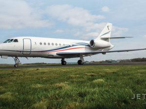 Dassault Falcon 2000LX купить бу