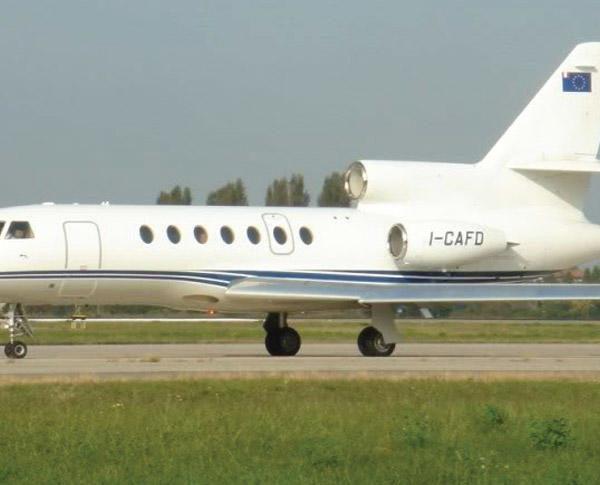 Dassault Falcon 50 купить бу