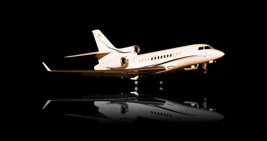 Dassault Falcon 7X купить бу