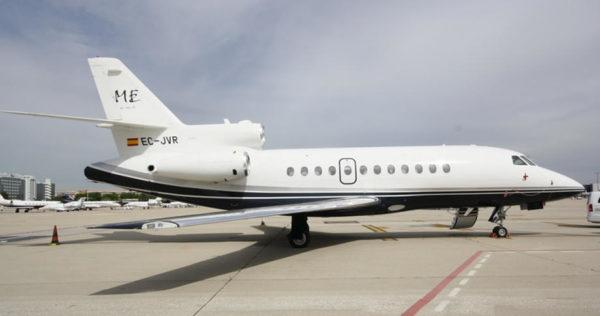Dassault Falcon 900B купить бу