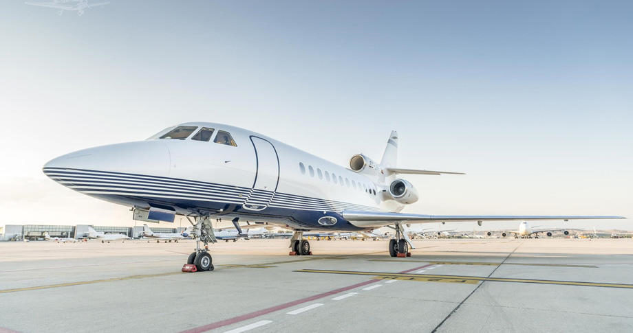 Dassault Falcon 900C купить бу