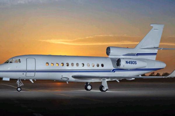 Dassault Falcon 900EX купить бу