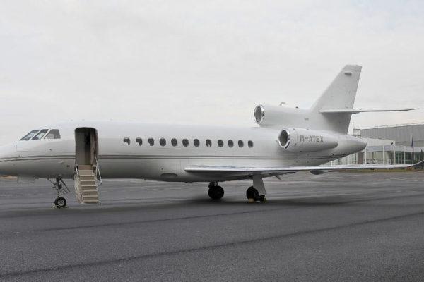 Dassault Falcon 900LX купить бу