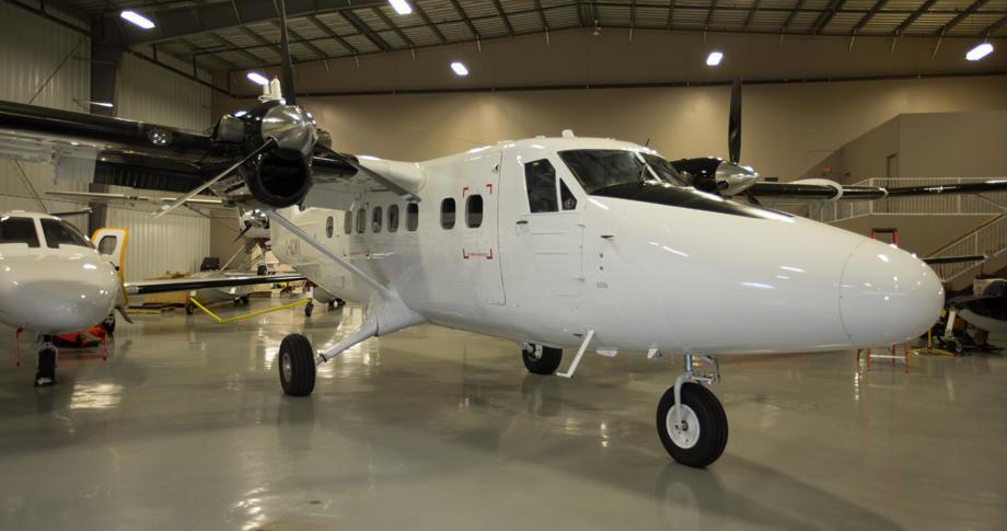 De Havilland DHC-6-100 купить бу