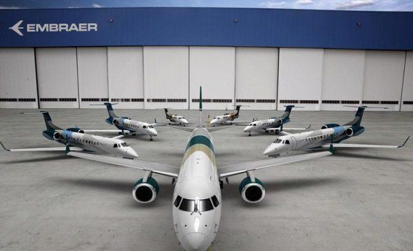 embraer 600x365 - Купить самолет