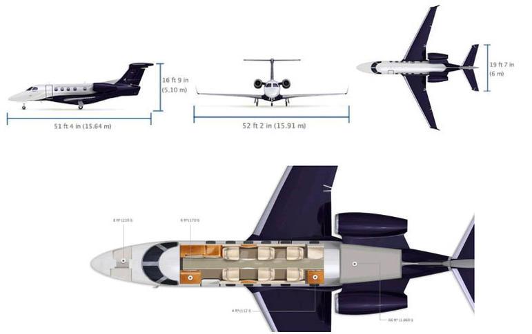 embraer phenom 300 291181 b24949e1906610a0c303f20ce68b6117 920X485 - Embraer Phenom 300
